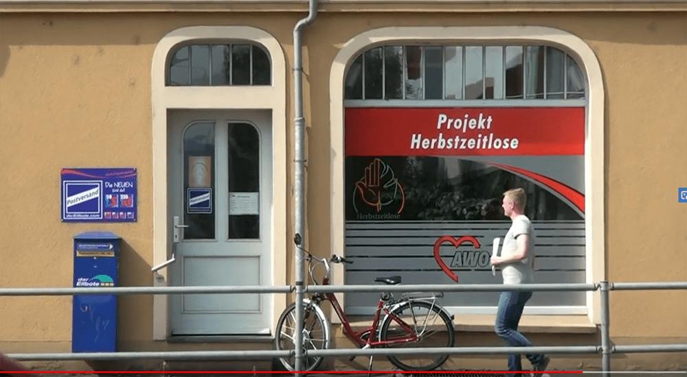 Außenansicht Projektbüro
