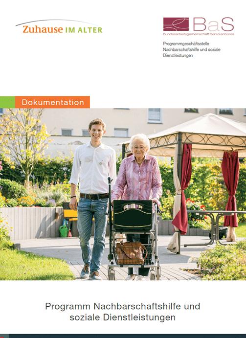 """Dokumentation """"Nachbarschaftshilfe und soziale Dienstleistungen"""""""