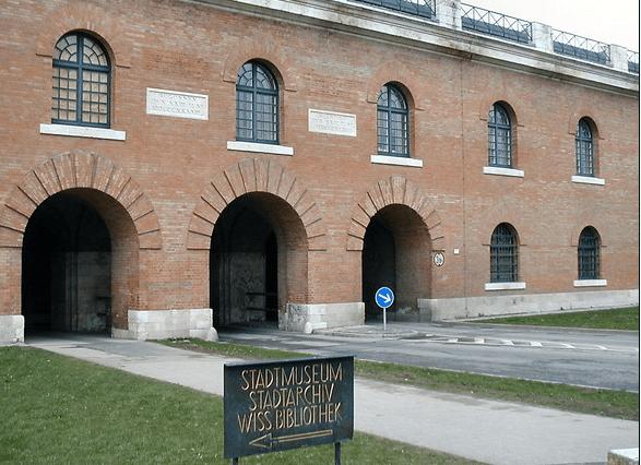 Außenansicht vom Stadtmuseum Ingolstadt
